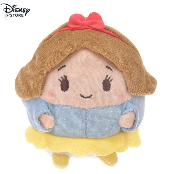 日本 Disney Store 迪士尼商店 限定 白雪公主 ufufy系列 s號 玩偶娃娃