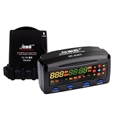 征服者 XR-3089【含安裝】 行車安全警示器/測速器/XR3089