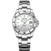 RHYTHM日本麗聲 Sport 100米石英手錶-40mm RQ1601S01