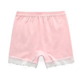 新年大促女童打底短褲中大童 兒童平角內褲 寶寶女孩安全褲防走光 森活雜貨