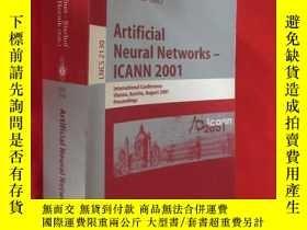 二手書博民逛書店Artificial罕見Neural Networks - IC