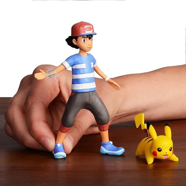 [9美國直購] Pokemon 精靈寶可夢 戰鬥特徵可動人偶 4.5 Battle Feature Action Figure