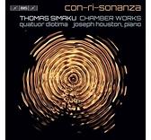 【停看聽音響唱片】【SACD】托馬斯.西馬庫:室內樂作品集