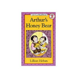〈汪培珽英文書單〉〈An I Can Read系列:Level 2 〉Arthur's Honey Bear /讀本