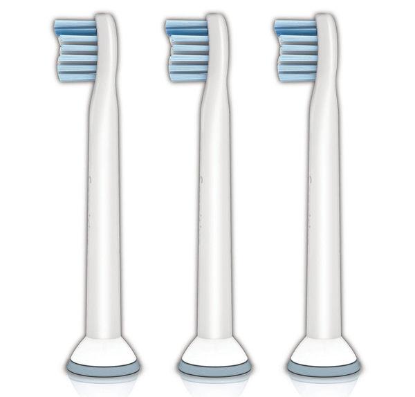 【原廠】 PHILIPS 飛利浦Sensitive敏感牙齒迷你型刷頭(一盒三隻) HX6083