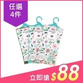 【任4件$88】極淨 香水除濕袋(1入) 小蒼蘭/浪漫花園/黑琥珀 款式可選【小三美日】