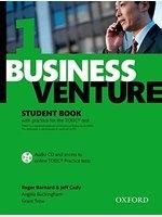 二手書博民逛書店《Business Venture: Student Book