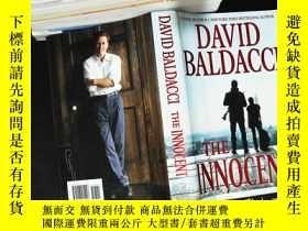 二手書博民逛書店The罕見Innocent 【書側發黃】Y167411 David Baldacci 著 Grand Cen