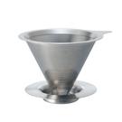 金時代書香咖啡 HARIO V60免濾紙01金屬濾杯 1-2杯 DMD-01-HSV