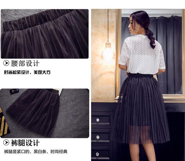 ✿ 3C膜露露 ✿2015大碼女裝夏装新品胖mm韩版兩件套夏装連衣裙200斤时尚套装裙小禮服