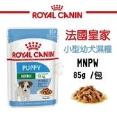 *KING WANG*法國皇家 小型幼犬濕糧 MNPW 犬糧/犬餐包 85g/包 可當主食/可拌飼料
