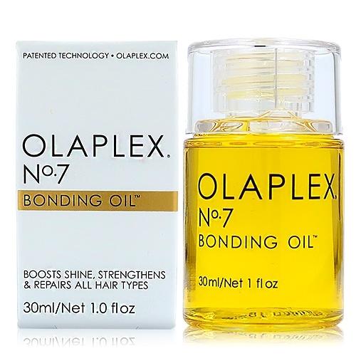 歐啦7號 HAIR PERFECTOR NO.7 BONDING OIL 頂級沙龍 結構還原油 30ML(公司貨) [QEM-girl]
