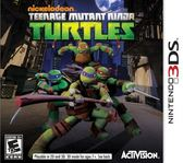3DS Teenage Mutant Ninja Turtles 忍者龜(美版代購)