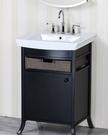 【麗室衛浴】美國KOHLER ARCHER 單孔面盆+落地浴室櫃 K-2358TW-1-0+K-2449T-A-F2