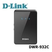 全新 D-Link 友訊 DWR-932C LTE Cat.4 行動Wi-Fi分享器