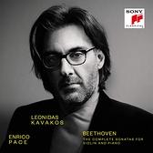 卡瓦科斯&帕切 / 貝多芬:小提琴奏鳴曲全集 (3CD)