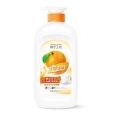 橘子工坊 深層淨味碗盤洗滌液650ml【愛買】