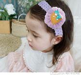 兒童發飾套裝寶寶蕾絲蝴蝶結發帶韓國嬰兒發箍新生兒頭飾公主發夾 歌莉婭