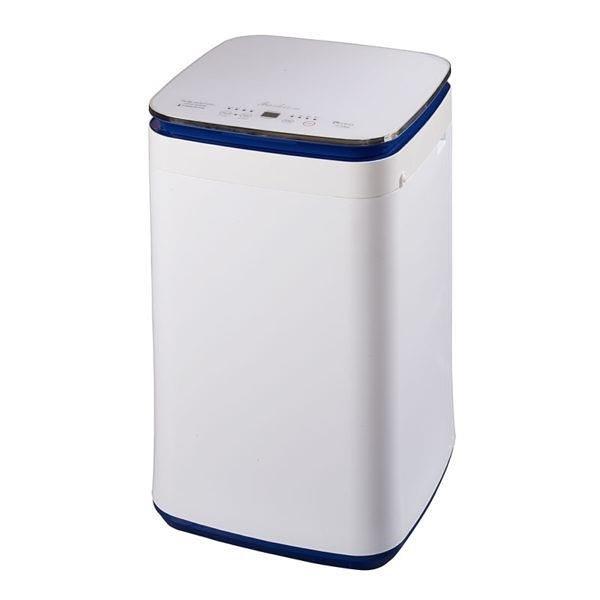 【南紡購物中心】HERAN 禾聯 HWM-0451H 蒸泡洗 3.5KG 全自動洗衣機