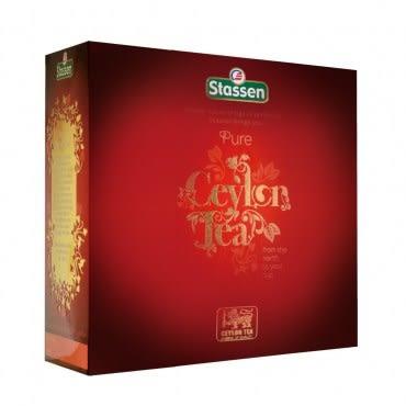 《Stassen》司迪生精選紅茶(紙盒裸包)2g*100茶袋/盒