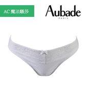 Aubade-魔法騷莎M-L蕾絲丁褲(新娘白)AC