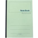 【奇奇文具】加新 3PF18060 18K 綠色平裝筆記本/筆記簿 (60入)