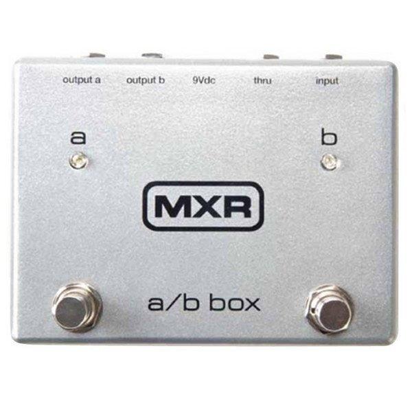 ☆ 唐尼樂器︵☆ Dunlop MXR M196 A/B Box 單顆 效果器
