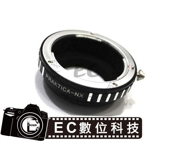 【EC數位】KW38 Praktica PB 鏡頭轉 Samsung NX5 NX10 NX11 NX100 NX 系統 機身鏡頭轉接環