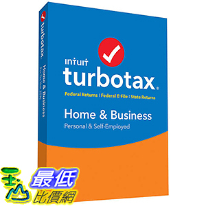 [106美國直購] TurboTax Home and Business _A1092663