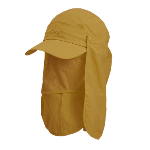 [7-11今日299免運] 可拆式多功能遮陽帽 防曬帽 登山帽 釣魚帽 速乾帽 防紫外線(mina百貨)【V043】