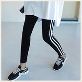 。Styleon。正韓。運動風線條彈性內搭褲。韓國連線。韓國空運。0212。