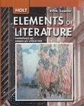 二手書博民逛書店 《Elements of Literature, Course 5》 R2Y ISBN:0030424186│Beers