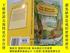 二手書博民逛書店The罕見Wind In The Willows:柳樹上的風Y200392