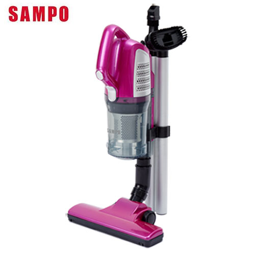 【SAMPO 聲寶】手持兩用輕巧吸塵器 (EC-SC18HP)【A級福利品‧數量有限】