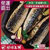 勝崎生鮮 挪威薄鹽鯖魚切片5片組 (150公克±10%/1片)【免運直出】