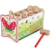 打地鼠打地鼠玩具幼兒益智兒童大號男孩寶寶打地鼠音樂敲擊積木玩具 蜜拉貝爾