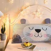 卡通大號護腰長條靠枕腰枕沙發靠背軟包兒童單人床頭靠墊抱枕 IGO