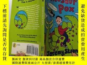 二手書博民逛書店Dinosaur罕見Pox 恐龍疹Y200392