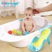 嬰兒浴盆寶寶洗澡盆大號嬰幼兒童洗澡盆加厚沐浴盆新生兒用品