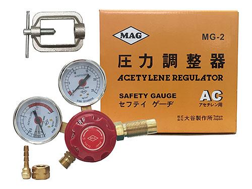 焊接五金網 - 銲接用 乙炔錶