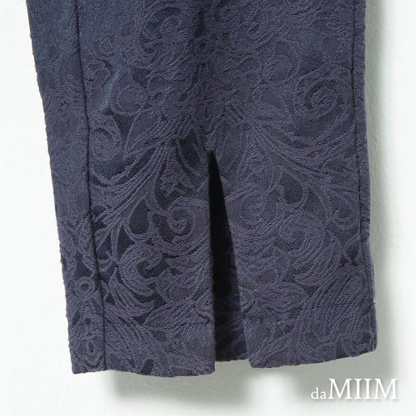 da MIIM宮廷壓紋老爺褲-共兩色