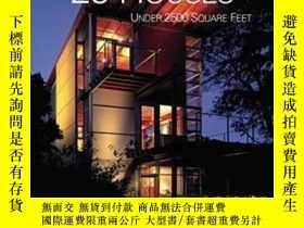 二手書博民逛書店25罕見Houses Under 2,500 Square FeetY364682 James Grayson
