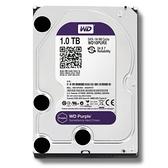 WD【紫標】1TB 3.5吋監控硬碟(WD10PURZ)