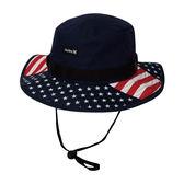 Hurley M FREEDOM BOONIE HAT OBSIDIAN 漁夫帽