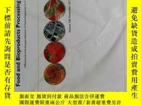 二手書博民逛書店Food罕見and Bioproducts Processing 2017年11月 食品和生物制品加工Y146