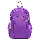 COUNT DUCK 美系悠活輕量多收納機能型3way後背包-CD-009-紫色