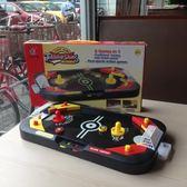 兒童桌遊-親子互動桌游兒童雙人對戰玩具 迷你桌面冰球 英式足球2合1 禮物