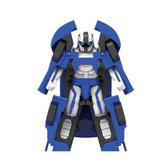 機器戰士MINI POP 迷你TOBOT BETA ENG 變型機器人