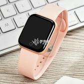 快速出貨智慧電子運動手環藍芽睡眠檢測計步器男女情侶多功能手錶