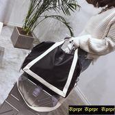 大容量行李袋輕便簡約出差旅游運動健身包潮